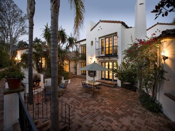 featured posts image for Simply gorgeous Spanish style villa