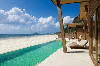 The ultimate paradise by the sea: Six Senses Con Dao