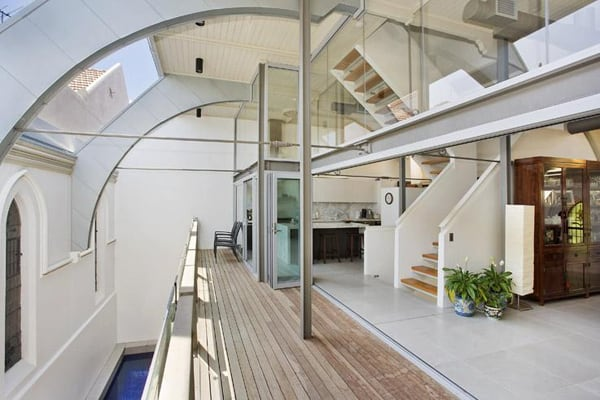 featured posts image for Breathtaking conversion in Sydney