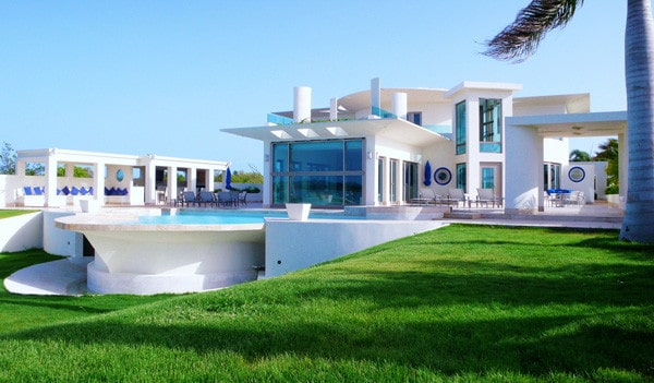 featured posts image for Amazing tropical villa in beautiful Anguilla