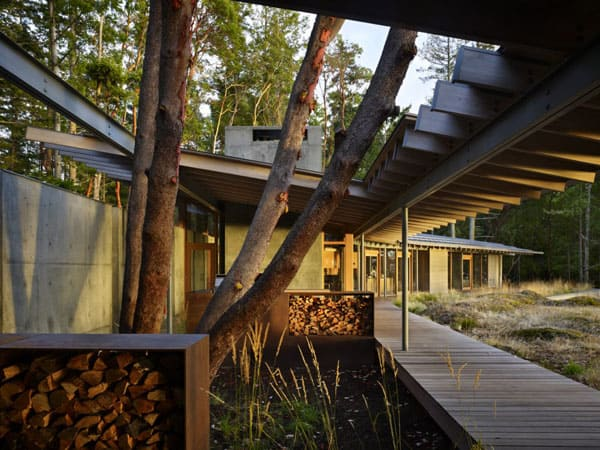 featured posts image for Suncrest Residence on beautiful Orcas Island