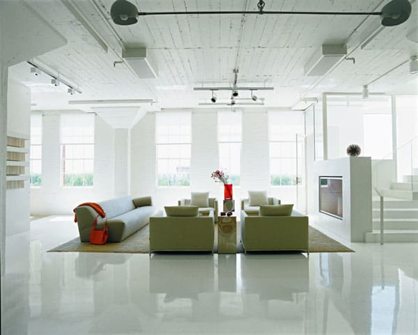 featured posts image for Spectacular art collector's loft