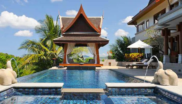 featured posts image for Breathtaking exotic villa in Thailand