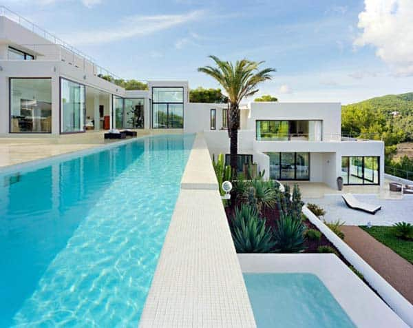featured posts image for Spanish-modern dream home in Ibiza