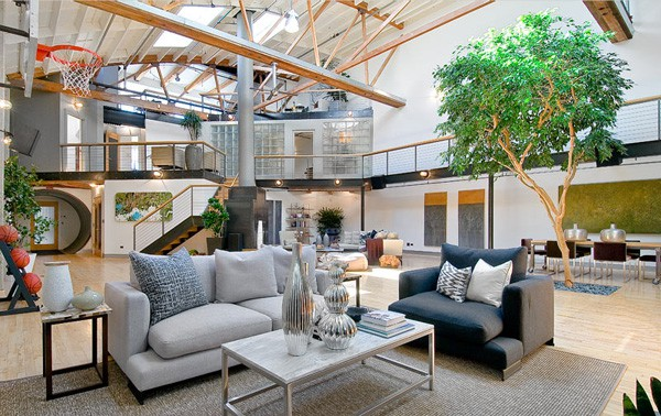 featured posts image for Most incredible loft space in SoMa