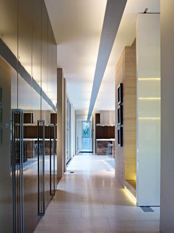 Impressive Contemporary Residence In Melbourne