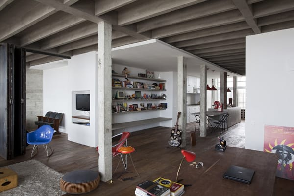 featured posts image for Contemporary loft interiors in Sao Paulo