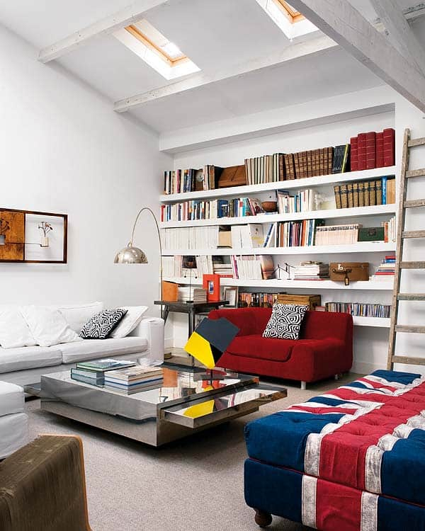 featured posts image for Incredible loft space in the heart of Madrid