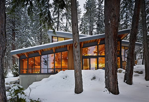 featured posts image for Rustic mountain retreat on Lake Wenatchee