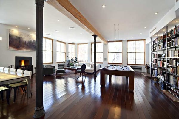 featured posts image for Historical SoHo loft gets a brilliant makeover