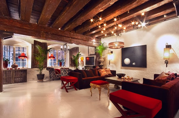 featured posts image for Amazing 17th century home with a modern twist