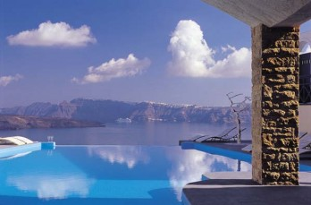 Ultimate retreat: Astarte Suites Hotel in Santorini