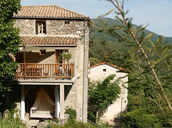 featured posts image for Charming farmhouse in the Cevenne Mountains