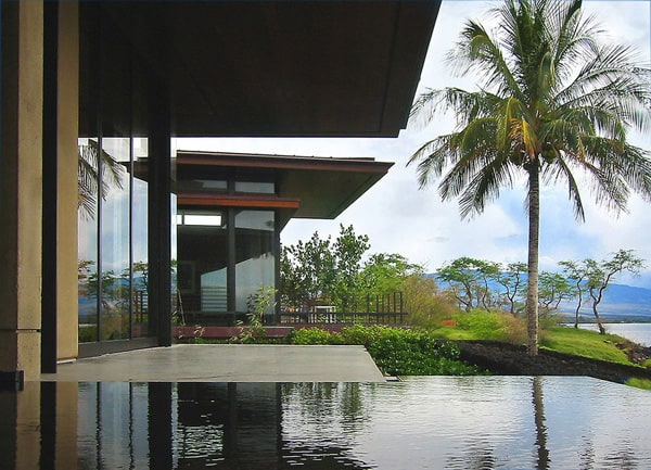 featured posts image for Tropical Ocean House in Hawaii