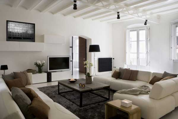 Gothic Quarter Apartment-05-1 Kind Design