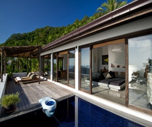 featured posts image for Luxury tropical beach villa on Koh Tao Island
