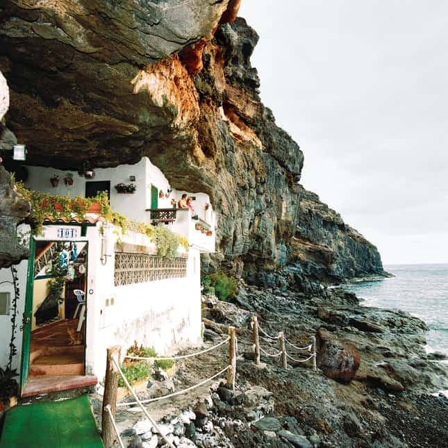 featured posts image for Cave dwelling on the Canary Island of Tenerife