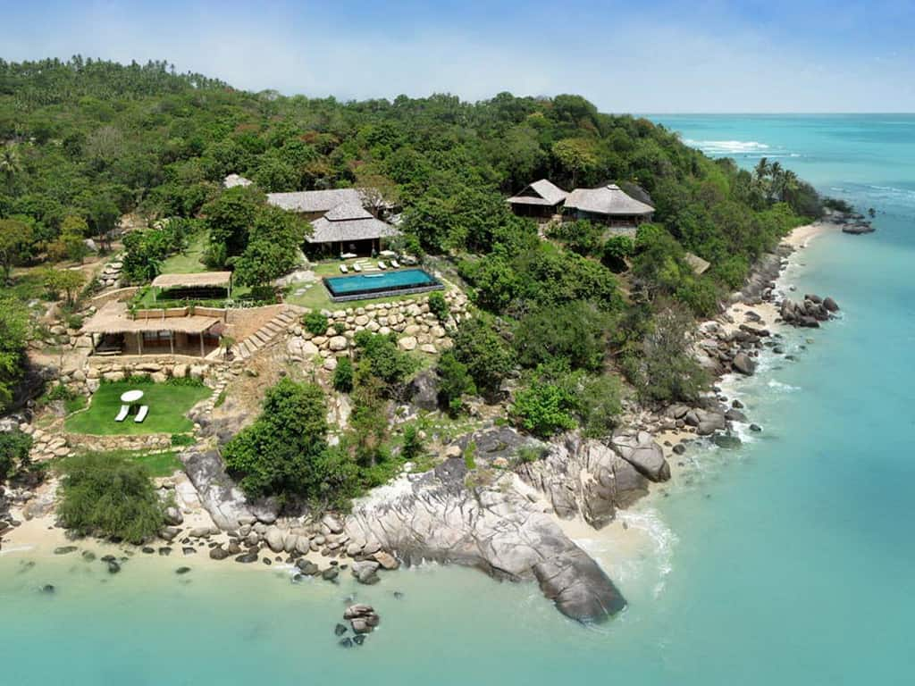 featured posts image for Breathtaking luxury beachfront villa in Koh Samui