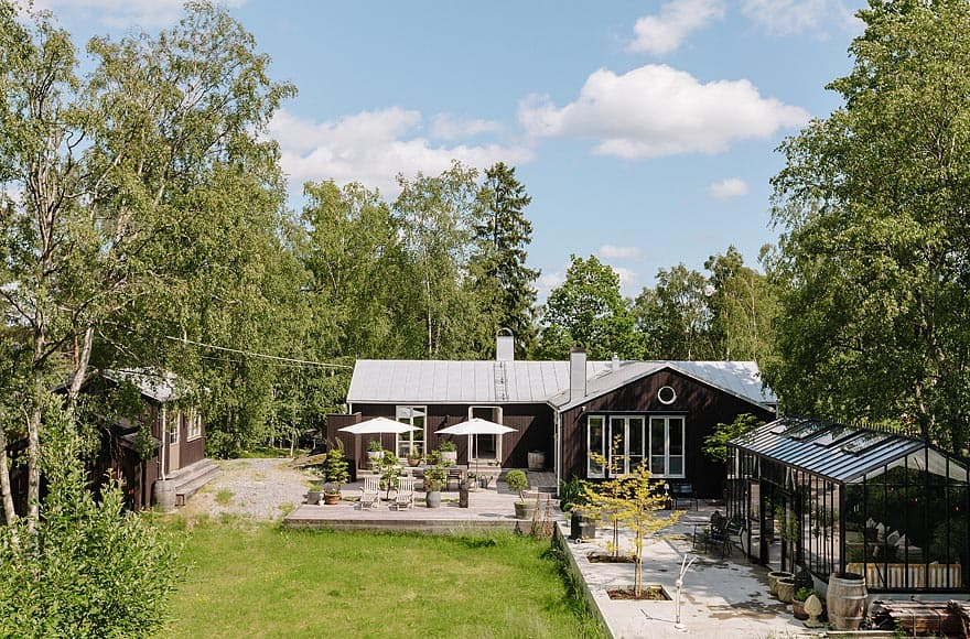 featured posts image for Sanctuary surrounded by greenery on the Baltic Sea