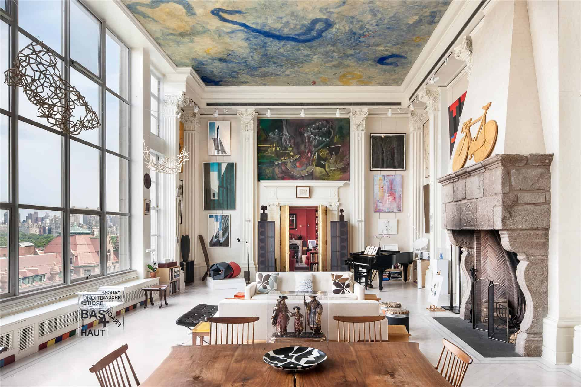 featured posts image for Awe-inspiring Manhattan artist's loft