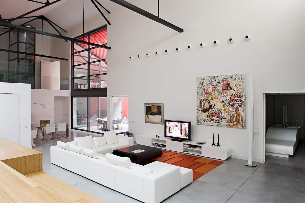 featured posts image for Delightful loft renovation in Bordeaux