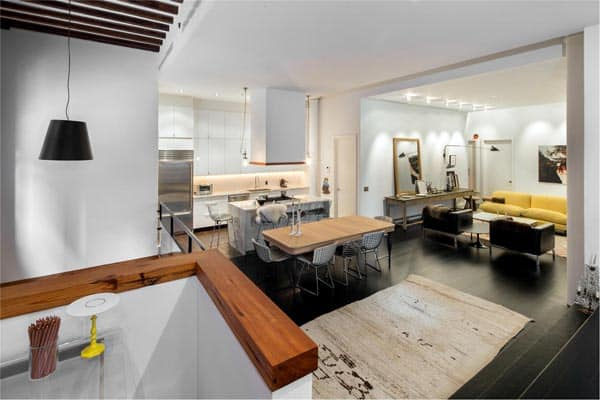 TriBeCa Duplex Home-01-1 Kind Design