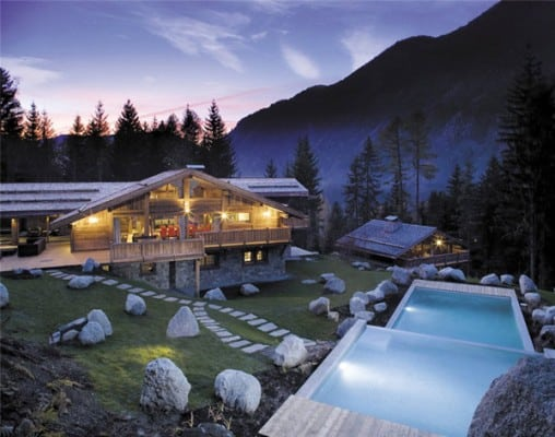 French Alps Chalet-01-1 Kind Design