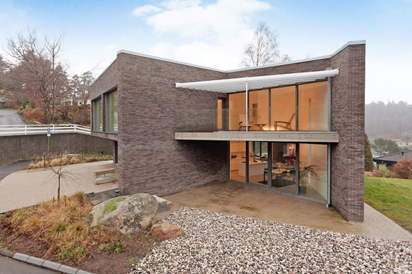 featured posts image for Stylish Swedish home with lavish design features
