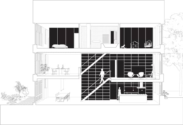 Vertical Loft-16-1 Kind Design