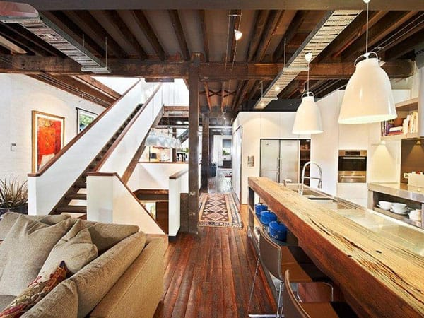 surry hills warehouse converted to incredible dwelling