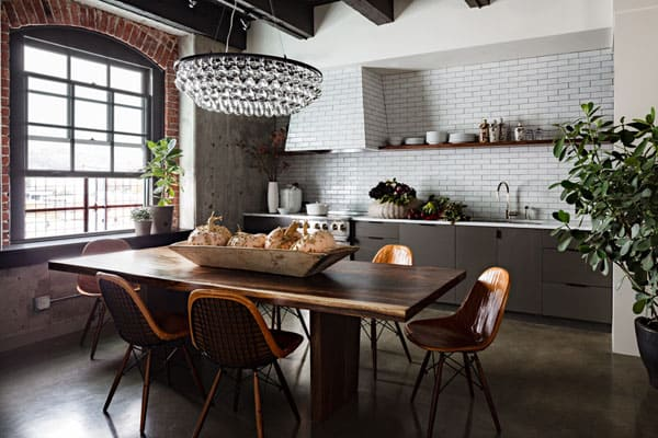 featured posts image for Fascinating loft apartment conversion in Portland