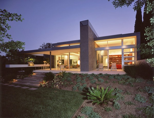 featured posts image for Home of an Artist: Boxenbaum Residence in Beverly Hills