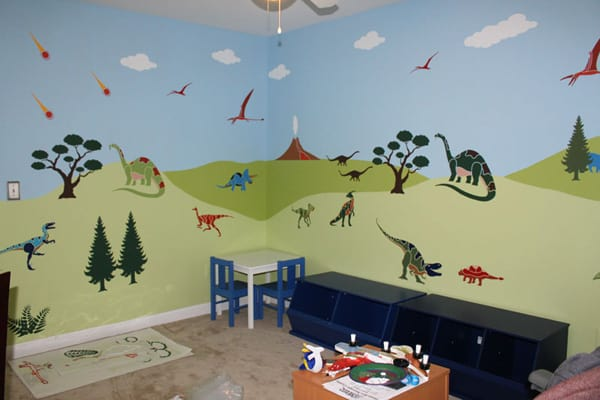 Kids Playroom-08-1 Kindesign