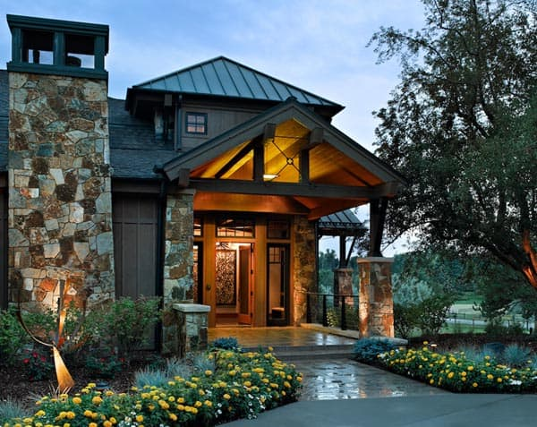 cherry hills western eclectic in the colorado mountains