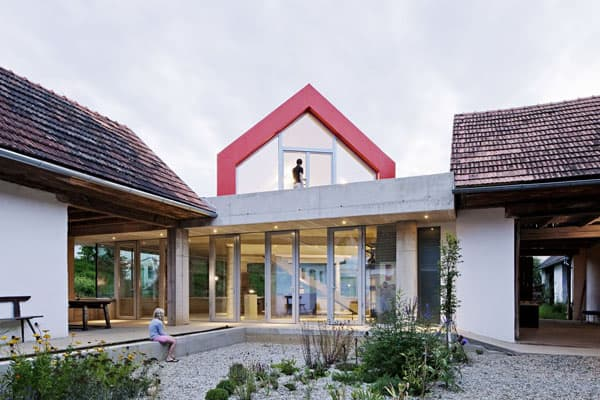 featured posts image for House on the House in Austria by Looping Architecture