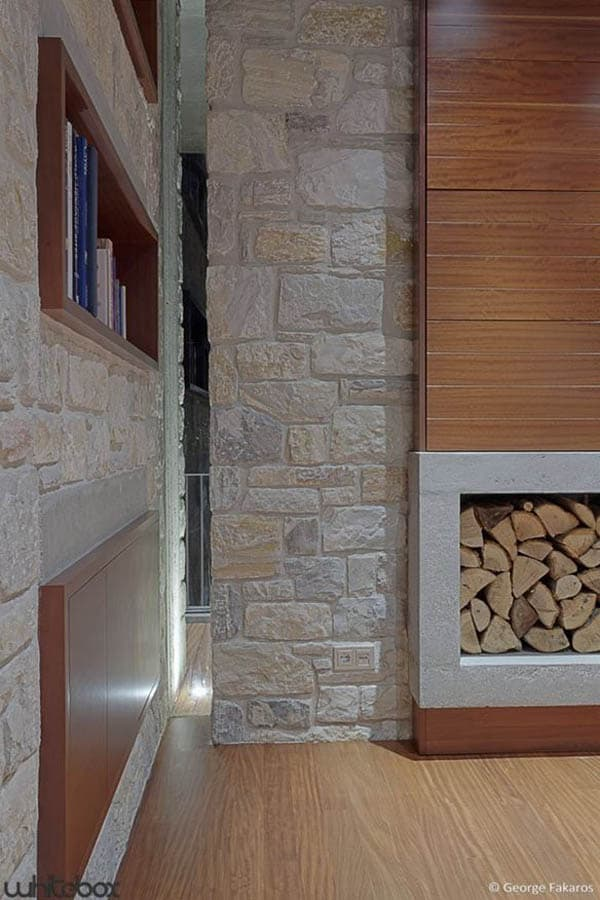 Stone House in Anavissos-26-1 Kindesign