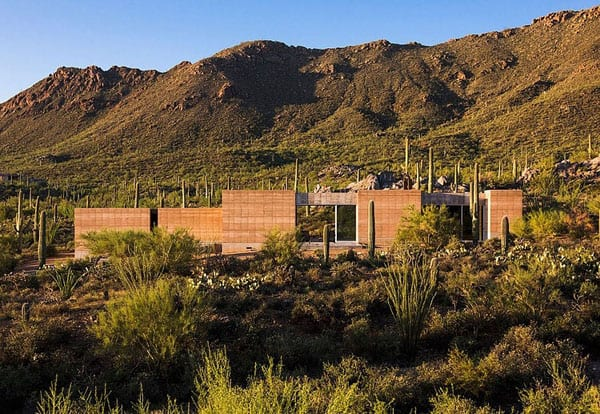 featured posts image for Tucson Mountain Retreat in the Sonoran Desert