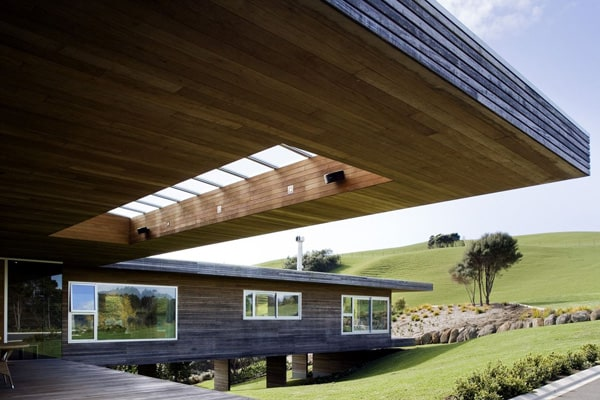 featured posts image for Amazing lake house in New Zealand: Kaipara Bridges House
