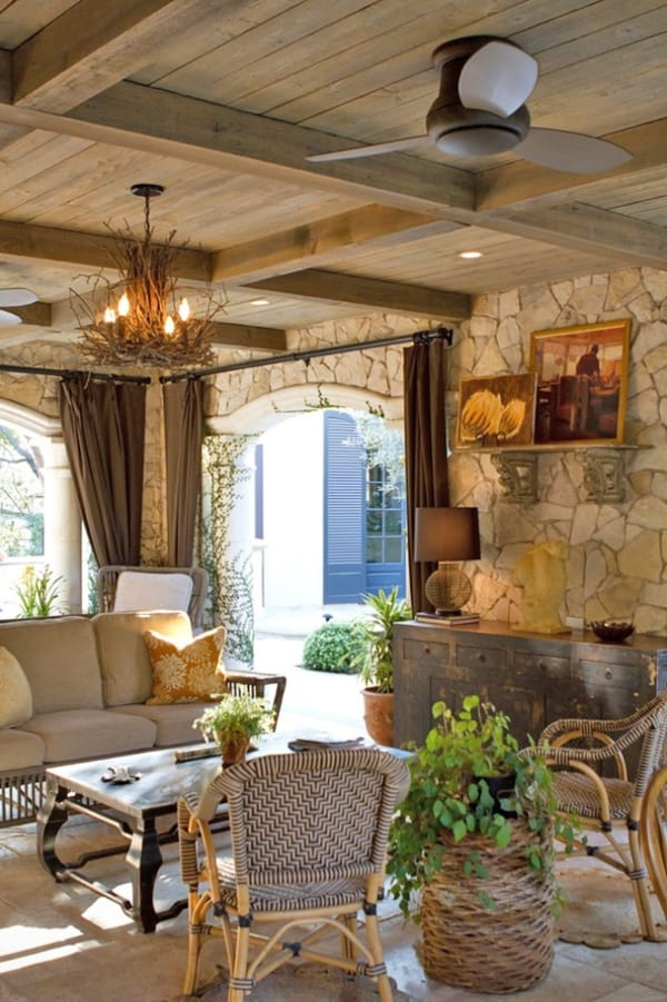 31 Inspiring and stylish outdoor room design ideas on Backyard Room Ideas id=43564