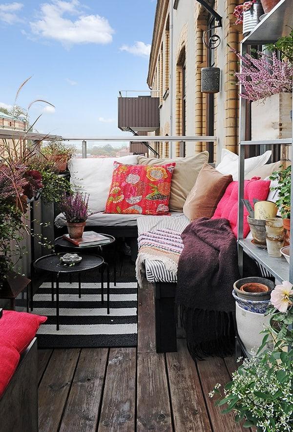 balkon-dekorasyon