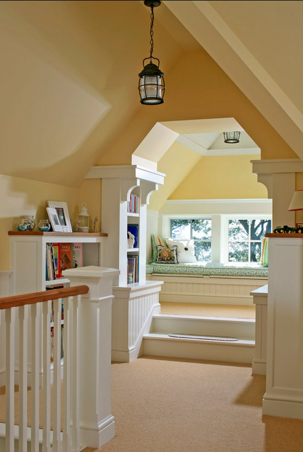attic dormer lighting ideas - 37 Ultra fabulous attic room design inspirations