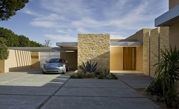 featured posts image for Modern update to home perched above San Francisco Bay