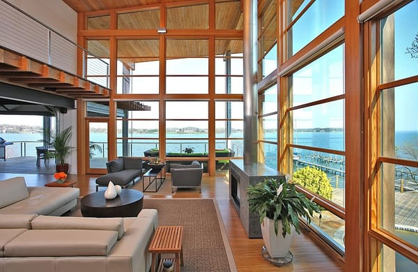 featured posts image for Spectacular home overlooking Chesapeake Bay