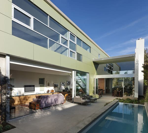 featured posts image for Modern pad epitomizes Southern California lifestyle