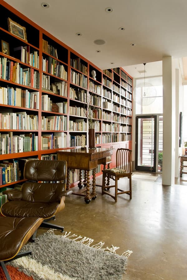 Home Library Design Ideas-43-1 Kindesign