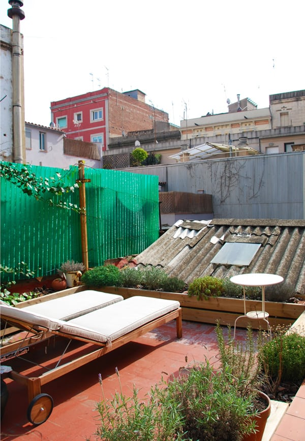 House-Patio in Gracia-Carles Enrich-14-1 Kindesign