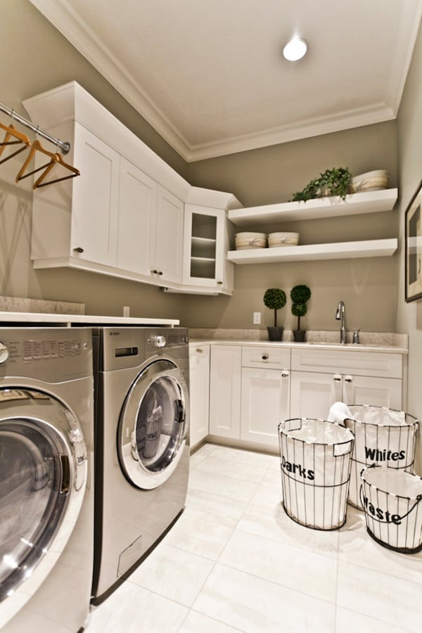 laundry room design 51 wonderfully clever laundry room design ideas 13160