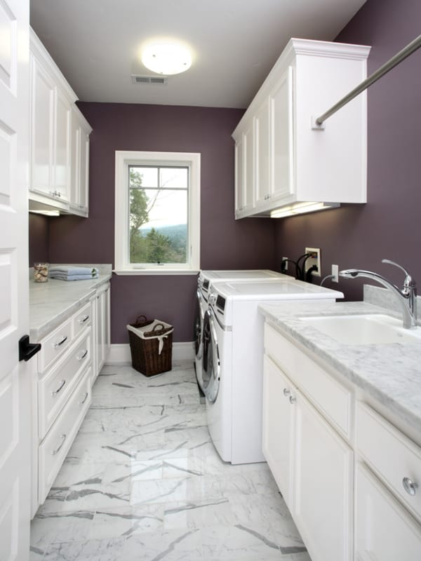 51 wonderfully clever laundry room design ideas Design a laundr room laout