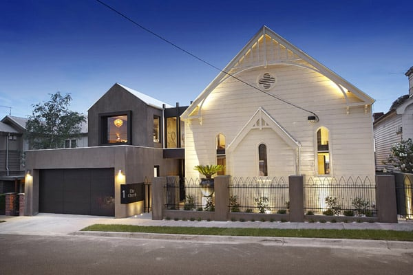 featured posts image for Remarkable church conversion in Melbourne
