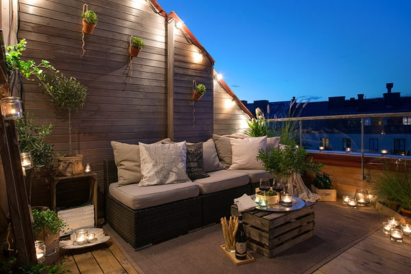 featured posts image for Spectacular apartment with rooftop terrace in Gothenburg